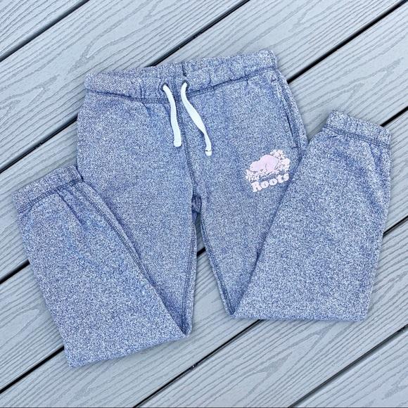 Grey Roots Sweatpants